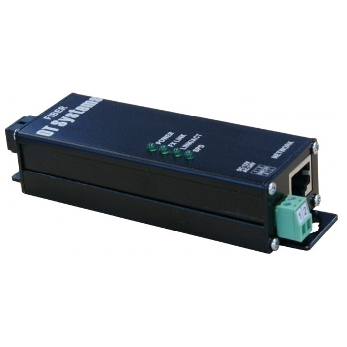 ET1111-F-MT Medienkonverter, 1 Port Single Mode, WDM 1-Fiber, 10