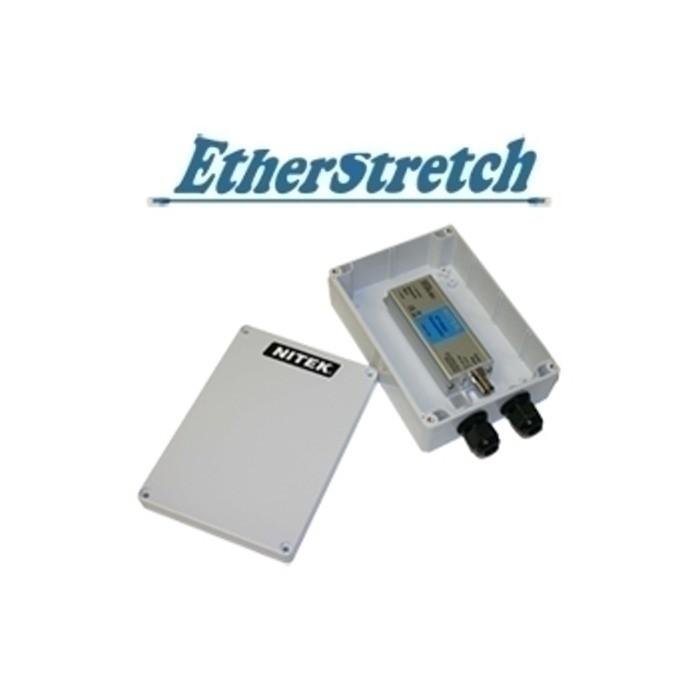 ET1500CW Ethernet, PoE Extender, Koax, für Etherstretch Switches