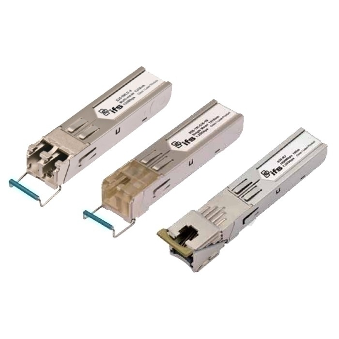 S25-2MLC-2 SFP Mini-GBIC Transceiver, Multi Mode, 2 Fiber, 100Ba