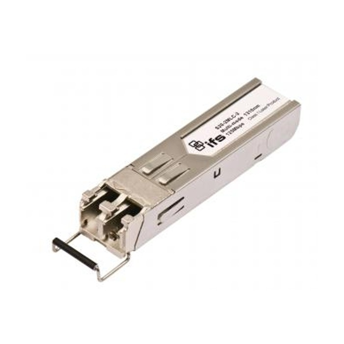 S35-2SLC-30 SFP Port Gigabit 2 Fiber Mini GBIC Module, Single Mo