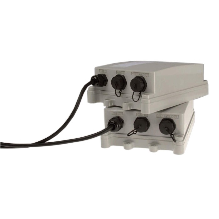 AXIS T8123-E OUTDOOR MIDSPAN 3 PoE Midspan, 1 Port, IEEE802.3at,