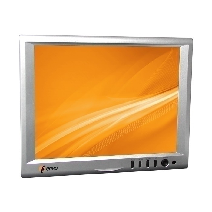 "VMC-10.4LED-CP 10,4"" (26,4cm) LCD Monitor, 1024x768, LED, 12VDC,"