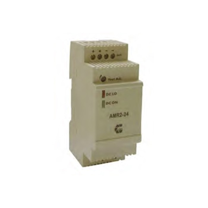 PS-AMR2-12 Netzteil, 12VDC, 2A, 24W, DIN Montage, -40°C+71°C