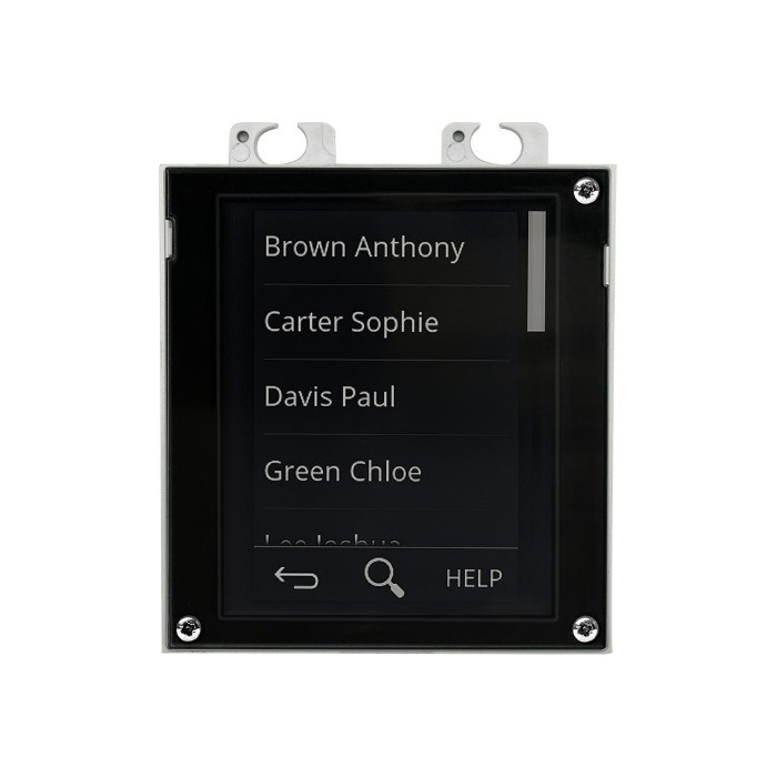 2N IP Verso Display Touch Modu Touch Display Modul, für 2N IP Ve