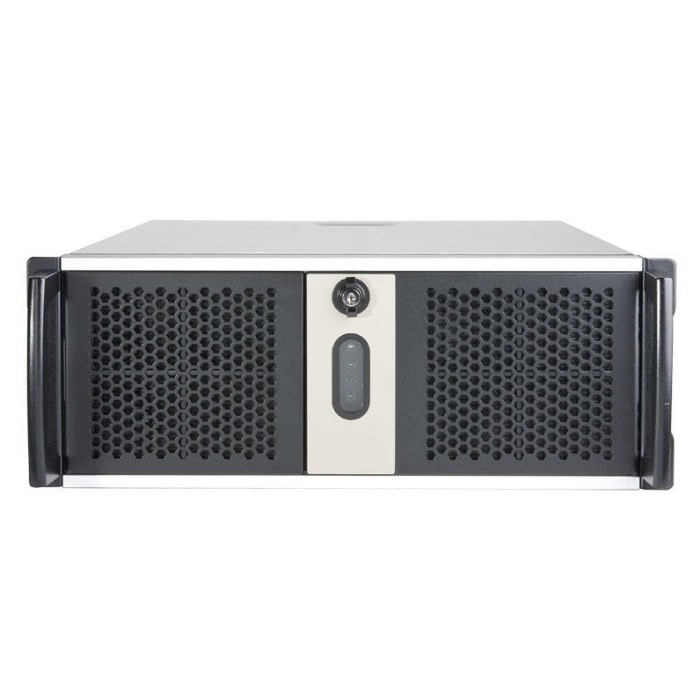 SOL-VMS-SRL  Rack VMS Server i7, 16GB RAM, 2x150GB SSD, 4x4TB HD