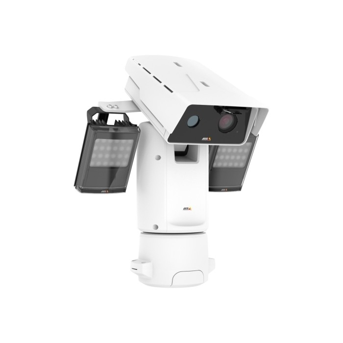 AXIS Q8742-LE ZOOM 8.3 FPS 24V Netzwerk Positioniersystem, 30X T
