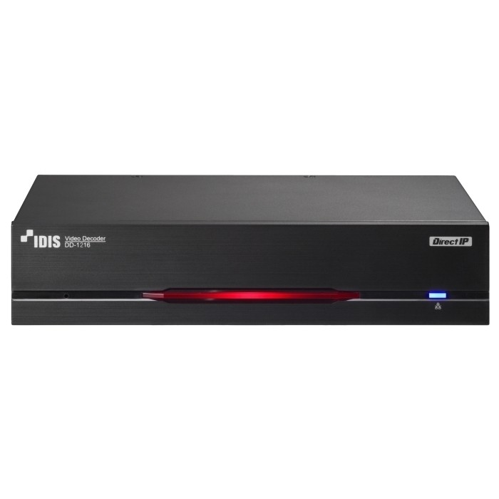 DD-1216 Video Decoder, 16-Kanal, 1x HDMI, 1x VGA, 1x CVBS für Di