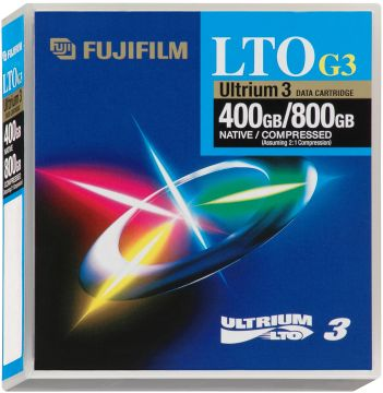 LTO UL-3 - FUJI LTO Ultrium Data Cartridge, 400/800GB VPE: 20 St