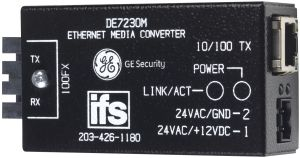 DE7210M - 2-Port Mini Netzwerk Media Konverter, Multimode, 1310n
