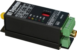 FTD110DBMIC-SST - Digitaler Glasfaser Video/Data Sender, 1-Kanal